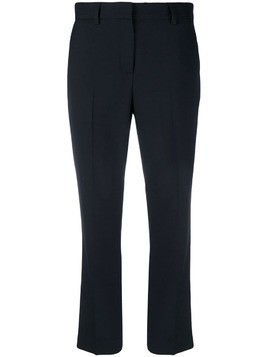 Paul Smith classic slim trousers - Blue
