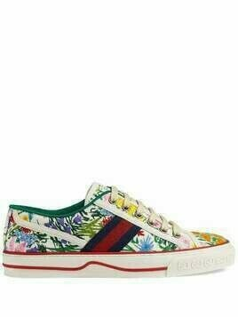 Gucci x Ken Scott Gucci Tennis 1977 sneakers - White