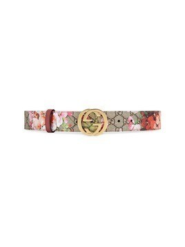 Gucci GG Blooms belt - Multicolour