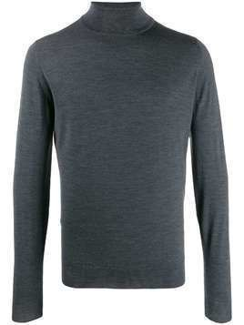 John Smedley Cherwell roll neck sweater - Grey