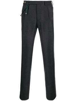 Berwich slim-fit tailored trousers - Grey