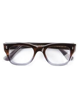 Cutler & Gross optical glasses - Brown