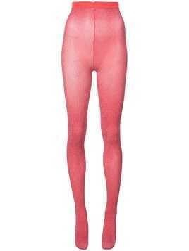 Stine Goya glitter tights - Pink