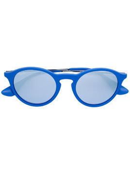 Ray-Ban round framed sunglasses - Blue