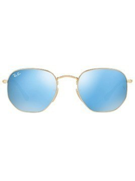 Ray-Ban mirrored sunglasses - Metallic