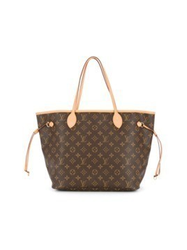 Louis Vuitton Vintage Neverfull tote bag - Brown