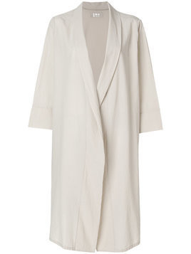 Labo Art tronco duster coat - Neutrals