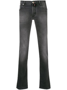 Jacob Cohen straight fit jeans - Grey