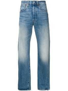 Levi's Vintage Clothing 501 faded jeans - Blue