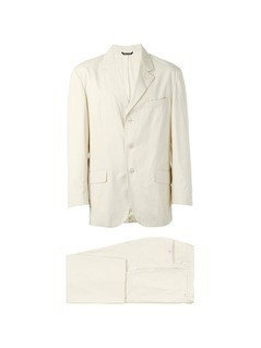 Moschino Vintage two piece suit - Nude&Neutrals