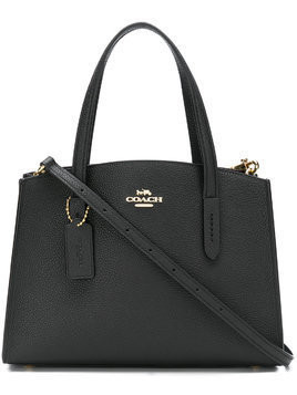 Coach Charlie 27 Carryall tote - Black