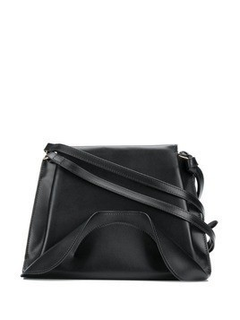 Giaquinto Ashley cross-body bag - Black