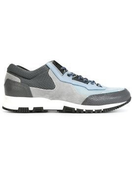 Lanvin classing Running sneakers - Grey
