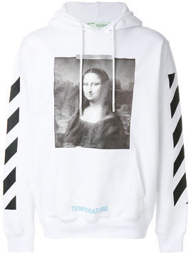 Off-White - Mona Lisa hoodie - Herren - Cotton - L