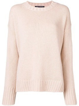 Iris Von Arnim cashmere relaxed fit sweater - Neutrals