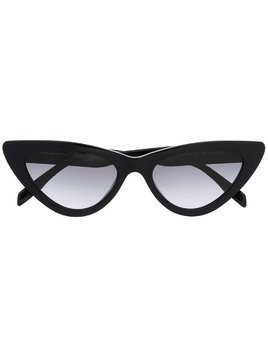 Karl Lagerfeld Karl Signature cat-eye sunglasses - Black