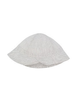 Message In The Bottle BABY sun hat - Grey