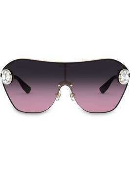 Miu Miu Eyewear Enchant sunglasses - PINK