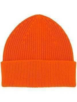 Andersen-Andersen ribbed beanie - Orange