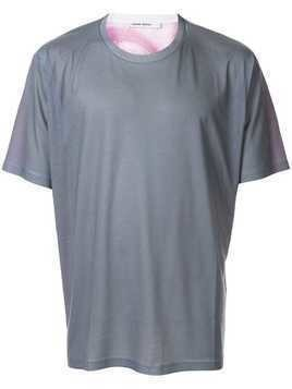 Craig Green color block T-shirt - Grey