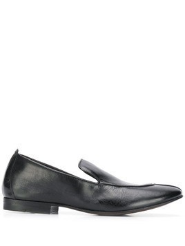 Henderson Baracco matte finish loafers - Black