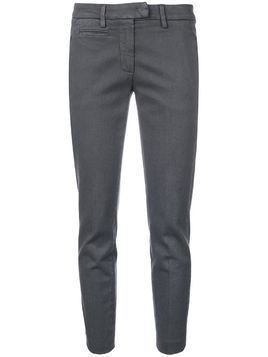 Dondup slim fit trousers - Grey