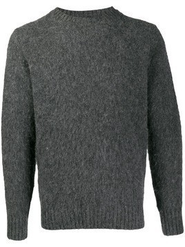 Aspesi knitted jumper - Grey