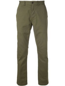 Alex Mill Classic Wash Chinos - Green