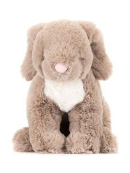 Jellycat rabbit plush toy - Grey