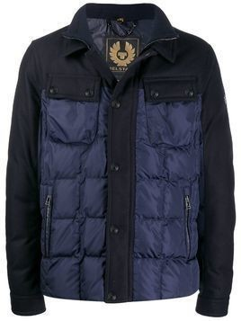 Belstaff Retreat quilted jacket - Blue