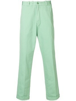 Levi's Vintage Clothing regular chino trousers - Green