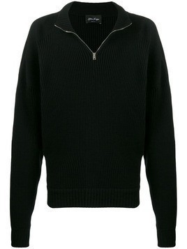 Andrea Ya'aqov high neck sweater - Black