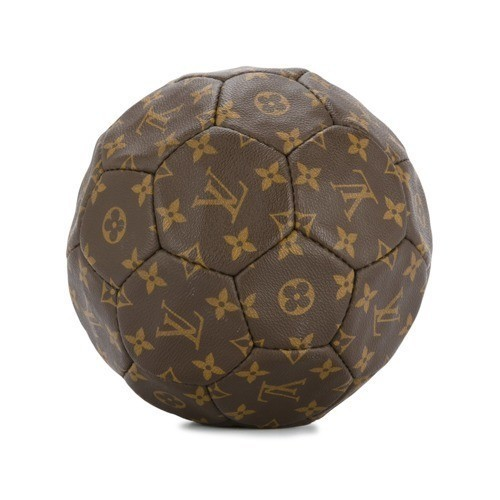 Louis Vuitton Vintage World Cup '98 football - Brown
