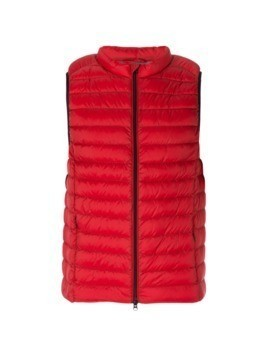 Ecoalf Cardiff gilet - Red