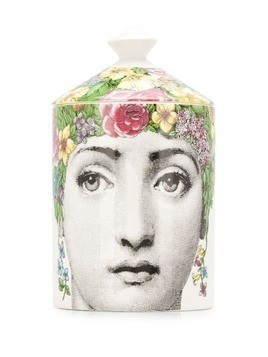 Fornasetti Flora scented candle - Pink