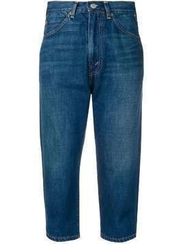 Levi's Vintage Clothing high rise cropped jeans - Blue