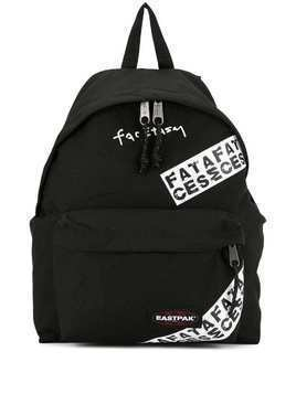 Facetasm Eastpak tape backpack - Black