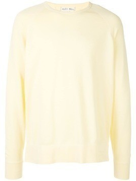 Alex Mill relaxed-fit sweatshirt - Yellow