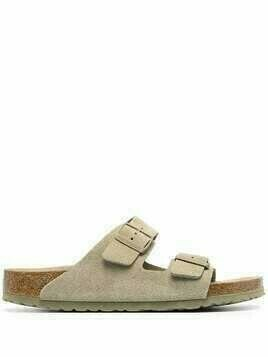 Birkenstock Arizona leather sandals - Green