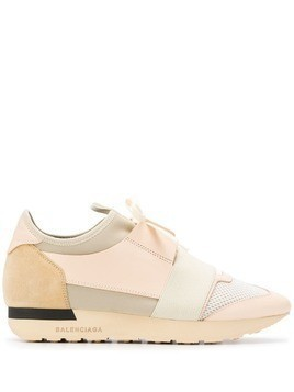 Balenciaga Race sneakers - Neutrals