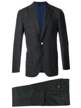 Fashion Clinic Timeless two piece suit - Grey