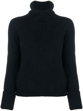 Alyki ribbed knit jumper - Blue