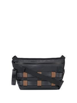 Acne Studios cord-detailed belt bag - Black