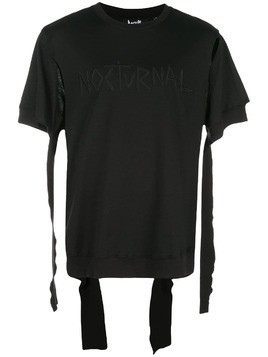 Haculla Some Real New York T-shirt - Black