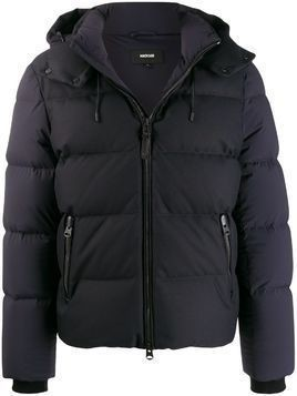 Mackage hooded padded jacket - Blue