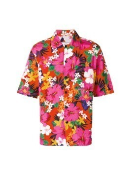 Ami Alexandre Mattiussi short sleeve shirt - Multicolour