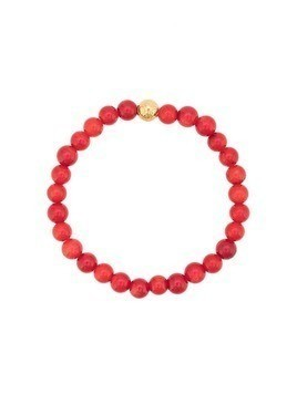 Nialaya Jewelry faceted bead bracelet - Red