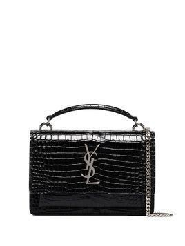 Saint Laurent Sunset shoulder bag - Black