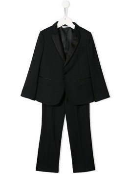 Dolce & Gabbana Kids two piece suit - Blue
