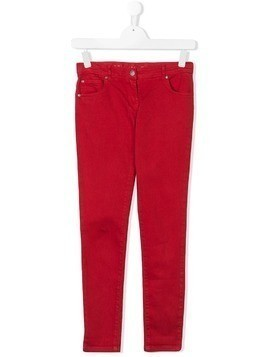 Stella McCartney pocket trousers - Red